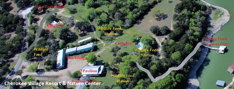 Cherokee Village Resort - Cabins & Reunions at Lake Whitney, Texas